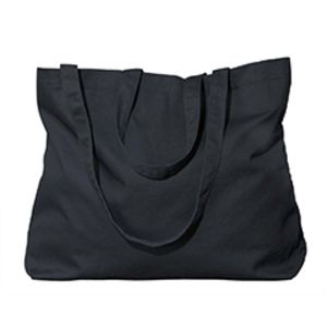 Organic Cotton Large Twill Tote Thumbnail