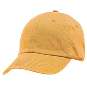 Washed Chino Twill Unstructured Cap Thumbnail